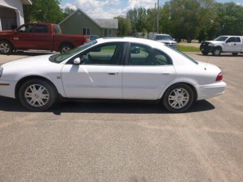 2005 Mercury Sable for sale at JIM WOESTE AUTO SALES & SVC in Long Prairie MN