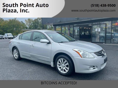 2011 Nissan Altima for sale at South Point Auto Plaza, Inc. in Albany NY