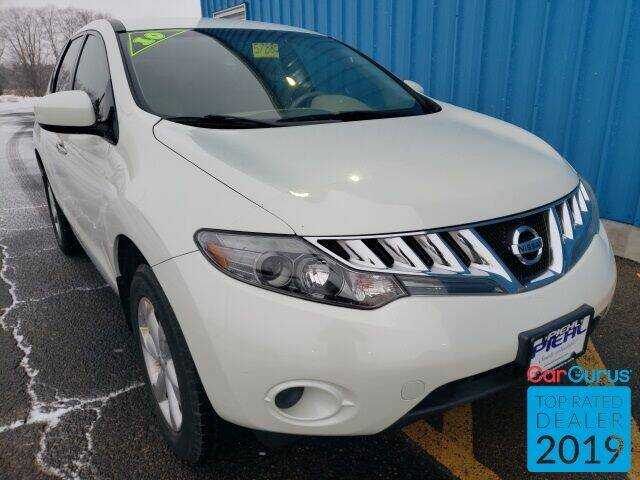 2010 Nissan Murano for sale at Piehl Motors - PIEHL Chevrolet Buick Cadillac in Princeton IL