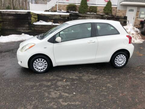 2008 Toyota Yaris for sale at 22nd ST Motors in Quakertown PA