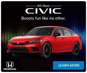 2022 Honda Civic for sale at Griffeth Honda in Presque Isle ME
