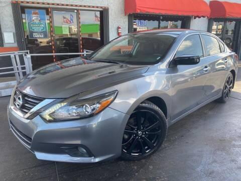 2017 Nissan Altima for sale at MATRIX AUTO SALES INC in Miami FL