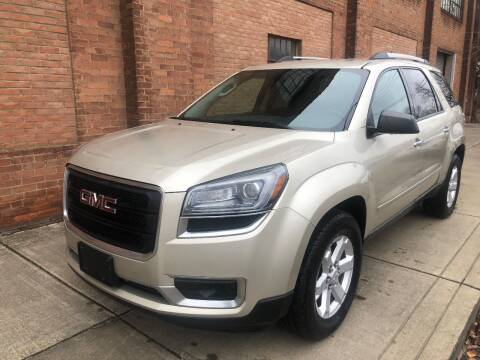 2013 GMC Acadia for sale at Domestic Travels Auto Sales in Cleveland OH
