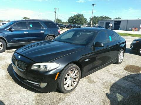 2011 BMW 5 Series for sale at LUXURY IMPORTS AUTO SALES INC in North Branch MN