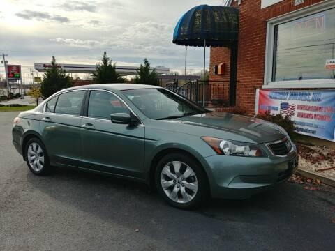 2008 Honda Accord for sale at Regional Auto Sales in Madison Heights VA
