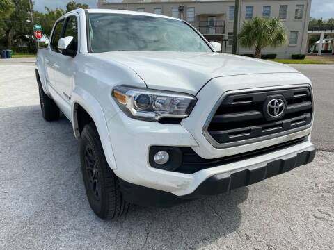 2017 Toyota Tacoma for sale at LUXURY AUTO MALL in Tampa FL