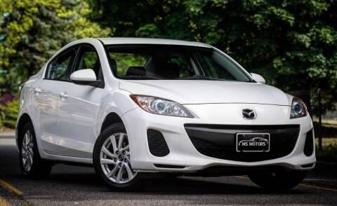 2013 Mazda MAZDA3 for sale at MS Motors in Portland OR