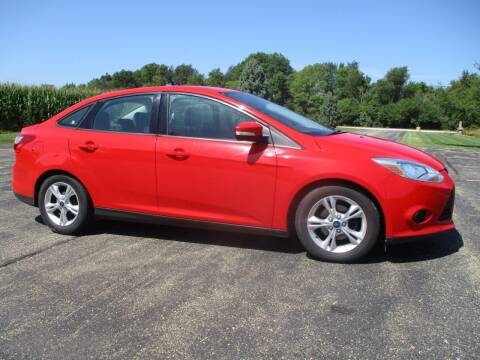 2014 Ford Focus for sale at Crossroads Used Cars Inc. in Tremont IL