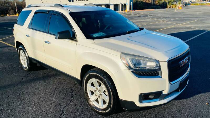 2015 GMC Acadia for sale at H & B Auto in Fayetteville AR