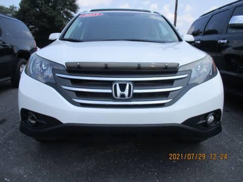 2013 Honda CR-V for sale at Atlantic Motors in Chamblee GA