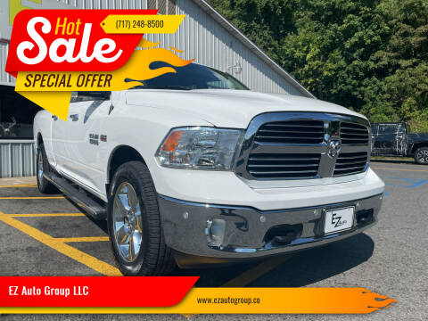 2015 RAM Ram Pickup 1500 for sale at EZ Auto Group LLC in Lewistown PA