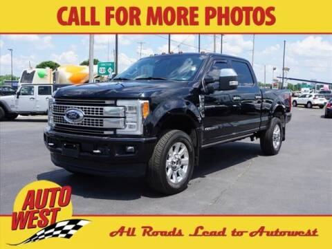 2017 Ford F-350 Super Duty for sale at Autowest of GR in Grand Rapids MI