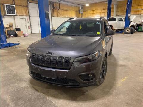 2020 Jeep Cherokee for sale at STANLEY FORD ANDREWS in Andrews TX