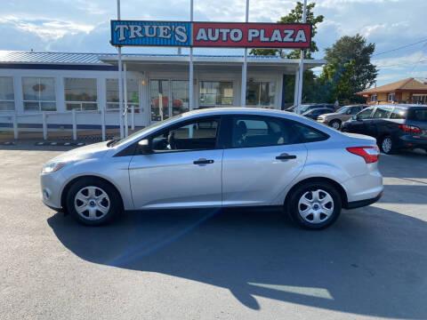 2012 Ford Focus for sale at True's Auto Plaza in Union Gap WA