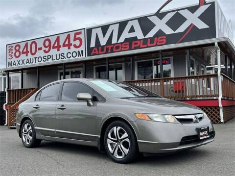 2008 Honda Civic for sale at Maxx Autos Plus in Puyallup WA