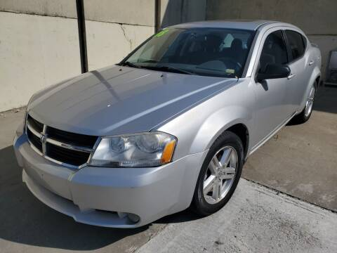 2008 Dodge Avenger for sale at US Auto Brokers LLC in Kansas City MO