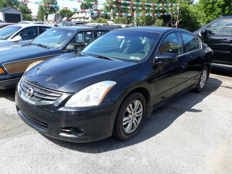 2012 Nissan Altima for sale at GALANTE AUTO SALES LLC in Aston PA