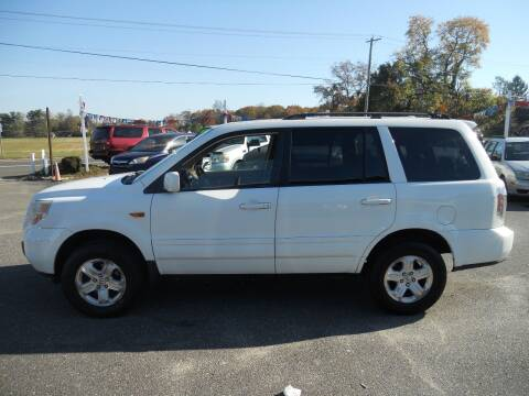 2008 Honda Pilot for sale at All Cars and Trucks in Buena NJ