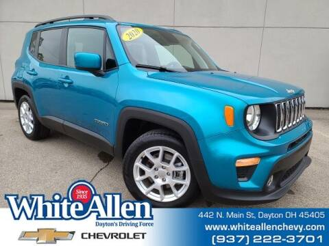 2020 Jeep Renegade for sale at WHITE-ALLEN CHEVROLET in Dayton OH