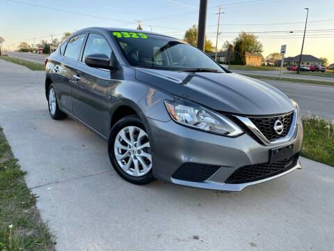 2018 Nissan Sentra for sale at Wyss Auto in Oak Creek WI