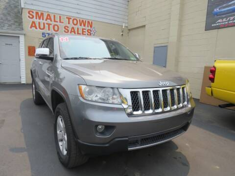 2011 Jeep Grand Cherokee for sale at Small Town Auto Sales in Hazleton PA