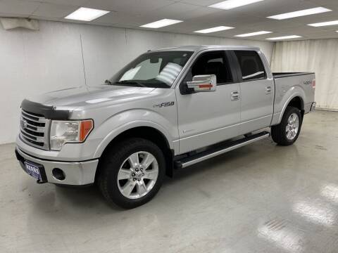 2013 Ford F-150 for sale at Kerns Ford Lincoln in Celina OH