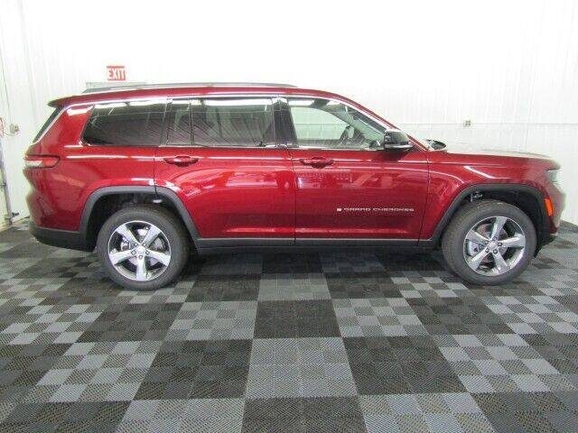 2021 Jeep Grand Cherokee L for sale at Michigan Credit Kings in South Haven MI