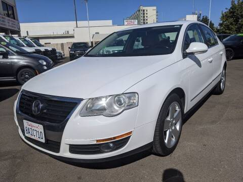 2009 Volkswagen Passat for sale at Convoy Motors LLC in National City CA
