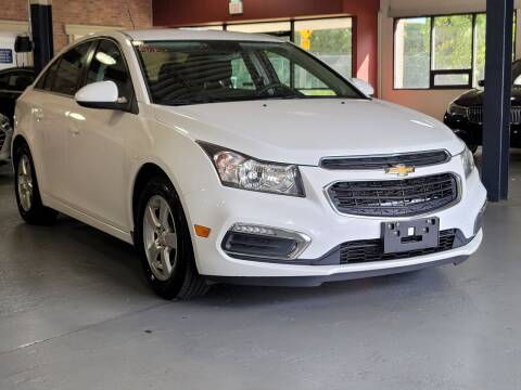 2016 Chevrolet Cruze Limited for sale at AW Auto & Truck Wholesalers  Inc. in Hasbrouck Heights NJ