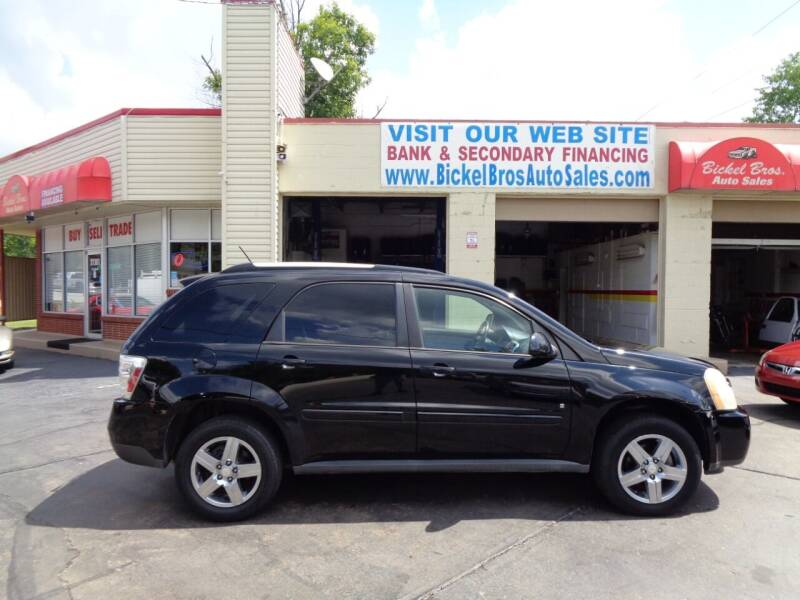 2009 Chevrolet Equinox for sale at Bickel Bros Auto Sales, Inc in Louisville KY