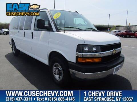 2019 Chevrolet Express Passenger for sale at East Syracuse Performance Sales & Service in Syracuse NY