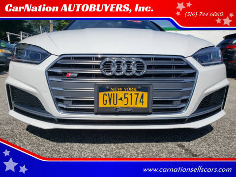 2018 Audi S5 Sportback for sale at CarNation AUTOBUYERS, Inc. in Rockville Centre NY