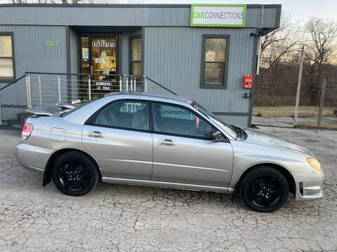 2007 Subaru Impreza for sale at Car Connections in Kansas City MO