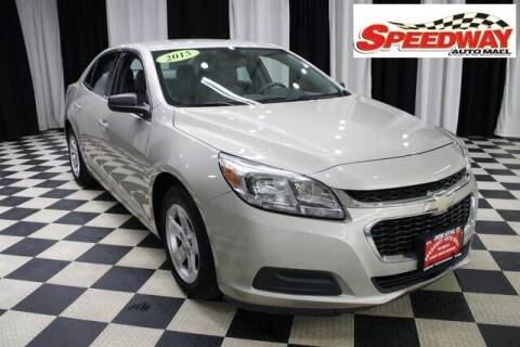 2015 Chevrolet Malibu for sale at SPEEDWAY AUTO MALL INC in Machesney Park IL