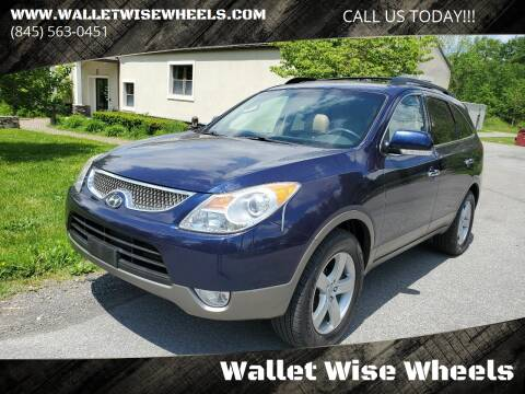 2011 Hyundai Veracruz for sale at Wallet Wise Wheels in Montgomery NY
