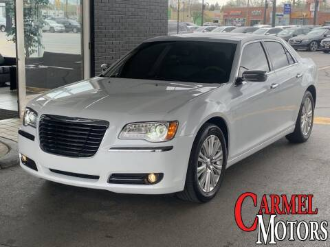 2014 Chrysler 300 for sale at Carmel Motors in Indianapolis IN