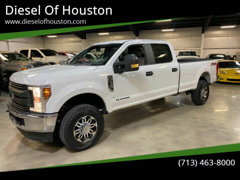 2018 Ford F-350 Super Duty for sale at Diesel Of Houston in Houston TX
