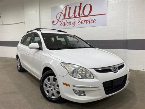 2010 Hyundai Elantra Touring for sale at Auto Sales & Service Wholesale in Indianapolis IN