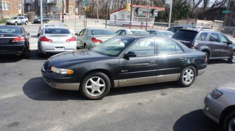 2001 Buick Regal for sale at GM Automotive Group in Philadelphia PA