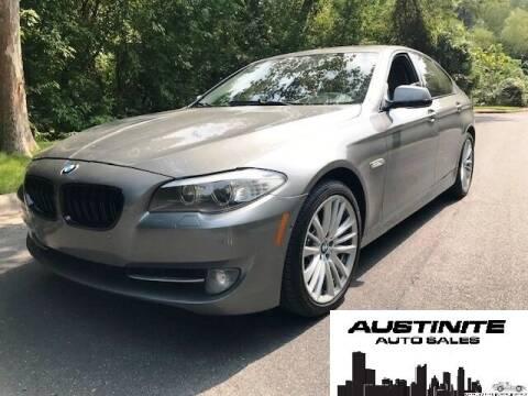 2011 BMW 5 Series for sale at Austinite Auto Sales in Austin TX