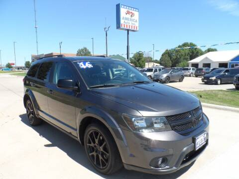 2016 Dodge Journey for sale at America Auto Inc in South Sioux City NE