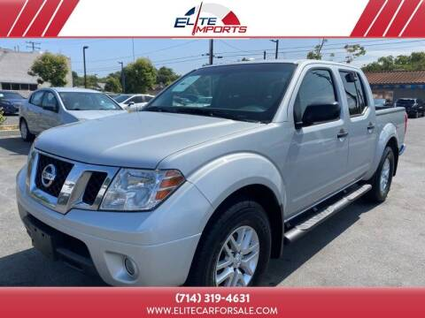 2017 Nissan Frontier for sale at MIKE AHWAZI in Santa Ana CA
