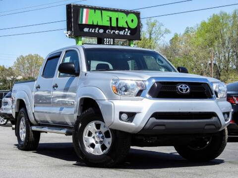 2013 Toyota Tacoma for sale at Used Imports Auto - Metro Auto Credit in Smyrna GA
