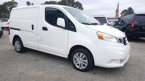 2016 Nissan NV200 for sale at Rodgers Enterprises in North Charleston SC