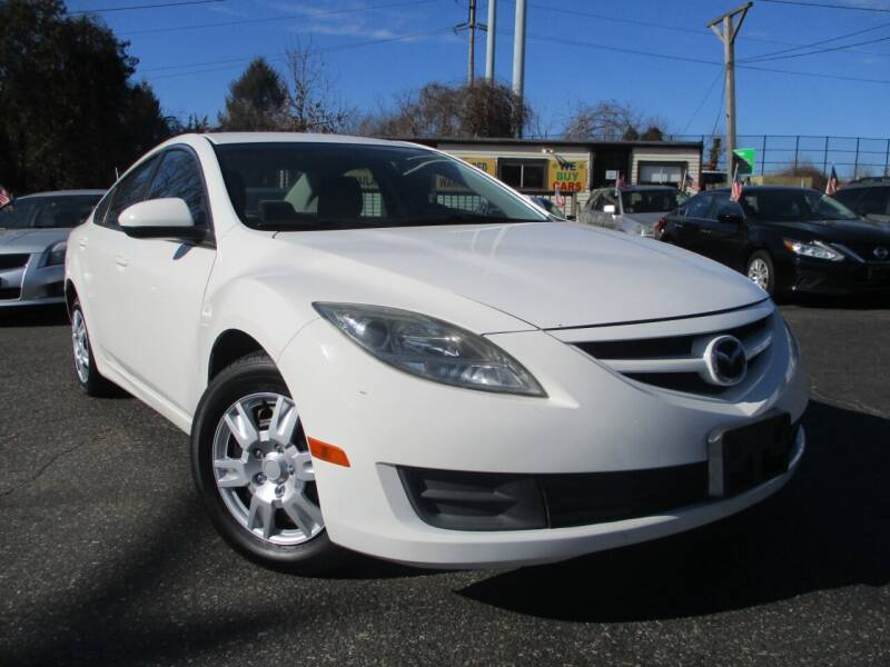 2010 Mazda MAZDA6 for sale at Unlimited Auto Sales Inc. in Mount Sinai NY