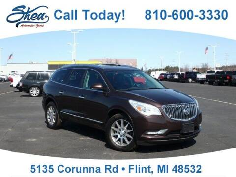 2017 Buick Enclave for sale at Jamie Sells Cars 810 - Linden Location in Flint MI