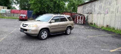 2005 Acura MDX for sale at Lee Motor Sales Inc. in Hartford CT