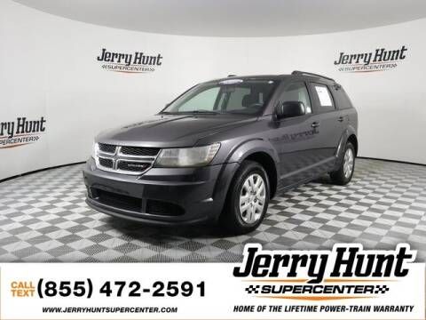 2018 Dodge Journey for sale at Jerry Hunt Supercenter in Lexington NC
