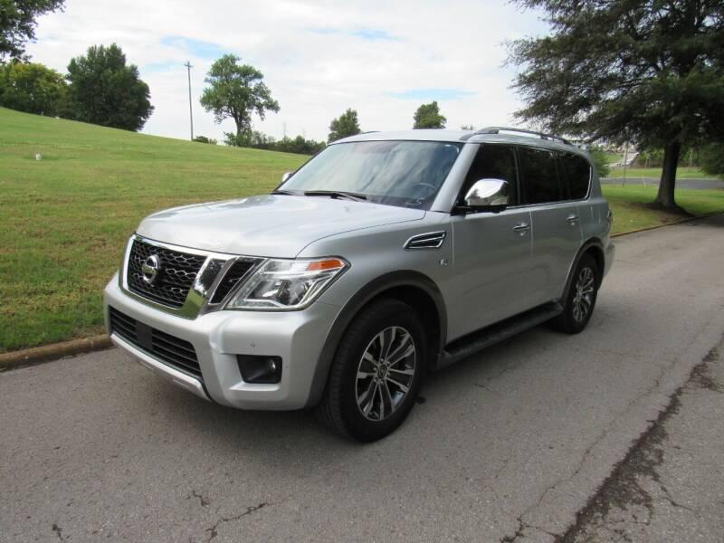 2018 Nissan Armada for sale at Roadstar Auto Sales Inc in Nashville TN