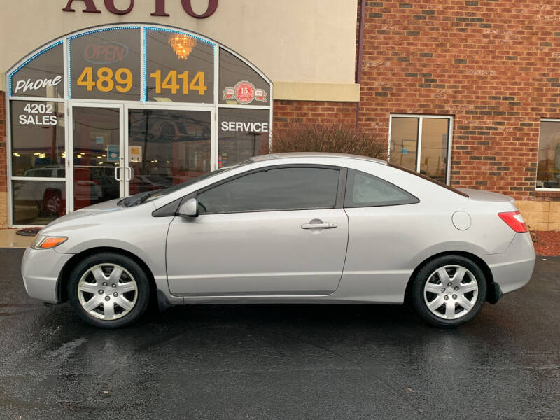 2006 Honda Civic for sale at Professional Auto Sales & Service in Fort Wayne IN